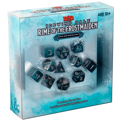 Dungeons & Dragons - Icewind Dale: Rime of the Frostmaiden Dice Set product-item1