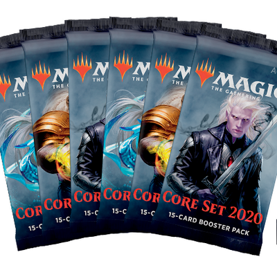 Core Set 2020 Booster Pack product-item1