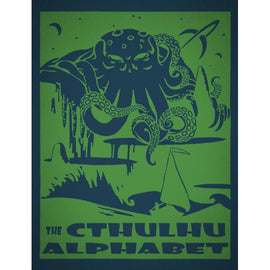 Cthulhu Alphabet - Limited Edition Leather (System Neutral Sourcebook) (HC)