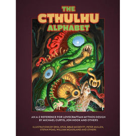 Cthulhu Alphabet (System Neutral Sourcebook) (HC)