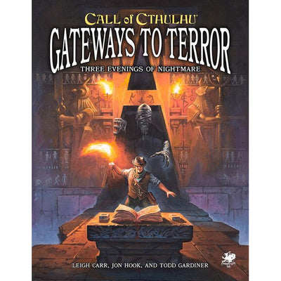 Call of Cthulhu: Gateways to Terror product-item1