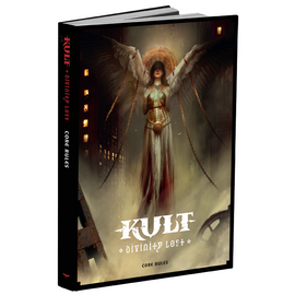 Kult RPG - Divinity Lost 4th Edition