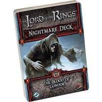 The Lord of the Rings: The Card Game - The Blood of Gondor Nightmare Deck