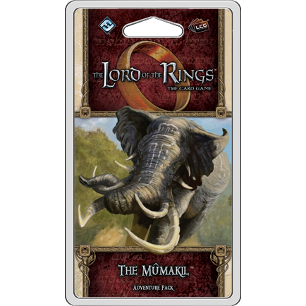 Lord of the Rings: The Card Game - The Mûmakil