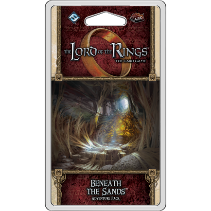 Lord of the Rings: The Card Game - Beneath the Sands