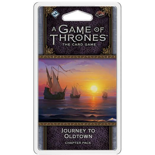 A Game of Thrones: The Card Game - 2nd Edition - Journey to Oldtown