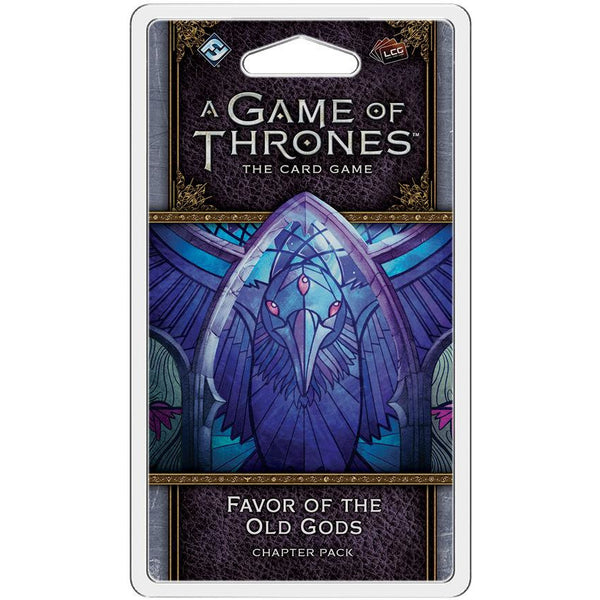 A Game of Thrones: The Card Game - 2nd Edition - Favor of the Old Gods