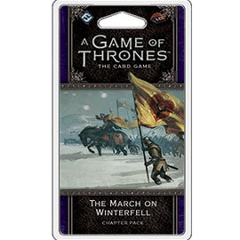 A Game of Thrones: The Card Game - 2nd Edition -  The March on Winterfell
