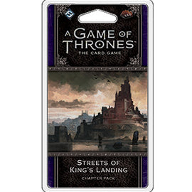 A Game of Thrones: The Card Game - 2nd Edition -  Streets of King's Landing
