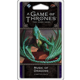 A Game of Thrones: The Card Game - 2nd Edition -  Music of Dragons