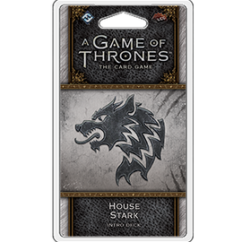 A Game of Thrones: The Card Game - 2nd Edition - House Stark Intro Deck
