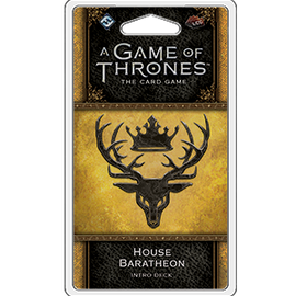 A Game of Thrones: The Card Game - 2nd Edition - House Baratheon Intro Deck
