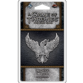 A Game of Thrones: The Card Game - 2nd Edition - Night's Watch Intro Deck