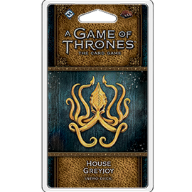 A Game of Thrones: The Card Game - 2nd Edition - House Greyjoy Intro Deck