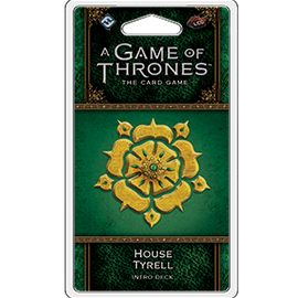 A Game of Thrones: The Card Game - 2nd Edition - House Tyrell Intro Deck