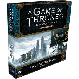 A Game of Thrones: The Card Game - 2nd Edition - Kings of the Isles