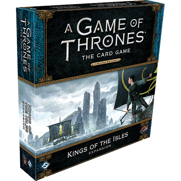 A Game of Thrones: The Card Game - 2nd Edition - Kings of the Isles product-item1