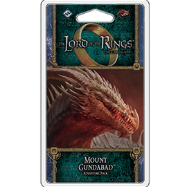Lord of the Rings: The Card Game - Mount Gundabad