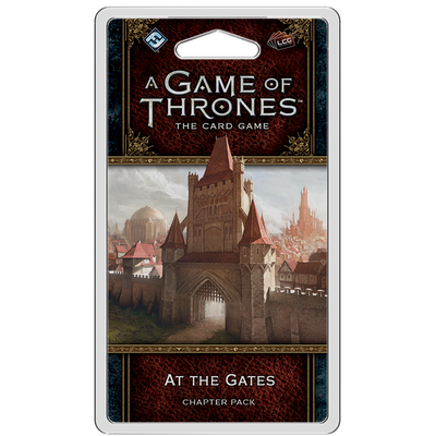 A Game of Thrones: The Card Game - 2nd Edition - At the Gates product-item1
