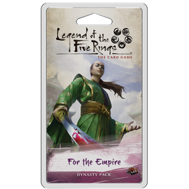 Legend of the Five Rings: The Card Game - For the Empire