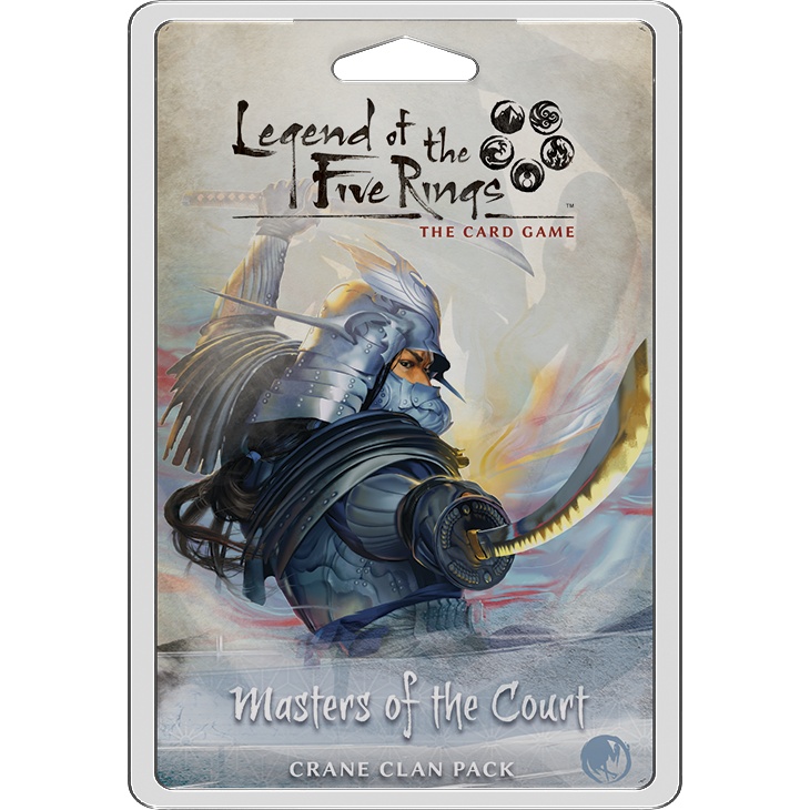 Legend of the Five Rings: The Card Game - Masters of the Court