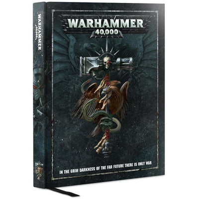Warhammer 40000: 8th Edition Rulebook product-item1