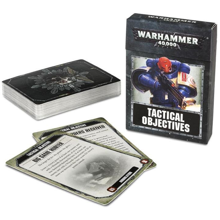 Warhammer 40000: Tactical Objectives