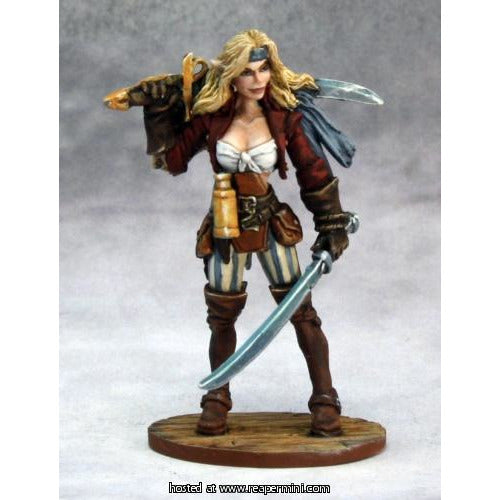Finaela, Female Pirate (03623)