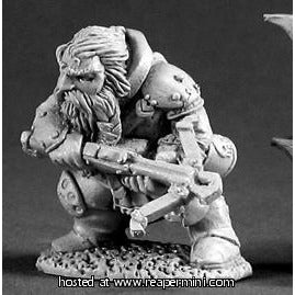 Brock Battlebow, Dwarf Ranger (03371)
