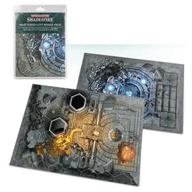 Warhammer: Underworlds - Shadespire: Shattered City Board Pack