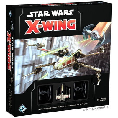 Star Wars X-Wing Miniatures Game - Core Set product-item1