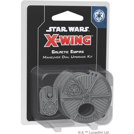 Star Wars X-Wing Miniatures Game Galactic Empire Maneuver Dial Upgrade Kit