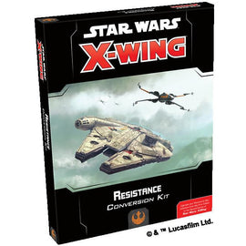 Star Wars X-Wing Miniatures Game - Resistance Conversion Kit
