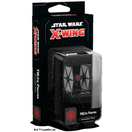 Star Wars X-Wing Miniatures Game - Tie/FO Fighter Expansion Pack