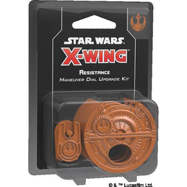 Star Wars X-Wing Miniatures Game - Resistance Maneuver Dial Upgrade Kit