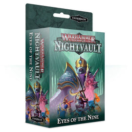 Warhammer: Underworlds - Nightvault: The Eyes of the Nine