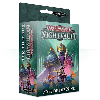 Warhammer: Underworlds - Nightvault: The Eyes of the Nine product-item1