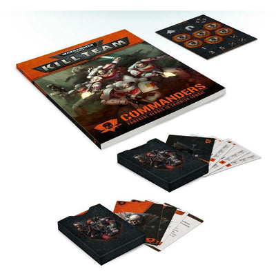 Warhammer 40000: Kill Team - Commanders Expansion Set product-item1