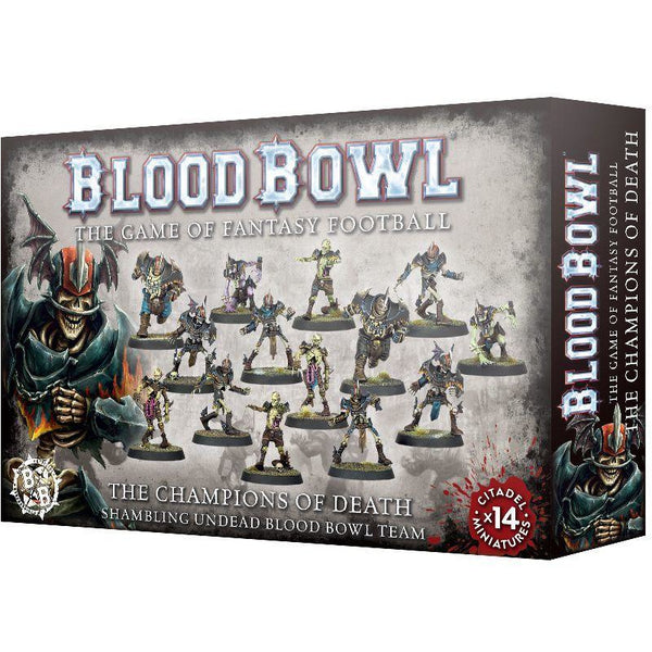 Blood Bowl - Champions of Death