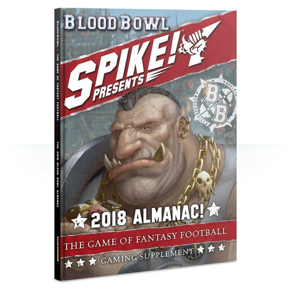 The 2018 Blood Bowl Almanac