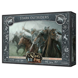 ASoIaF Miniatures Game - Stark Outriders