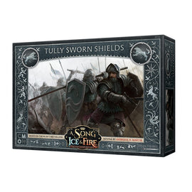 ASoIaF Miniatures Game - Tully Sworn Shields