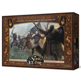 ASoIaF Miniatures Game - Bolton Cutthroats