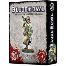 Blood Bowl - Troll