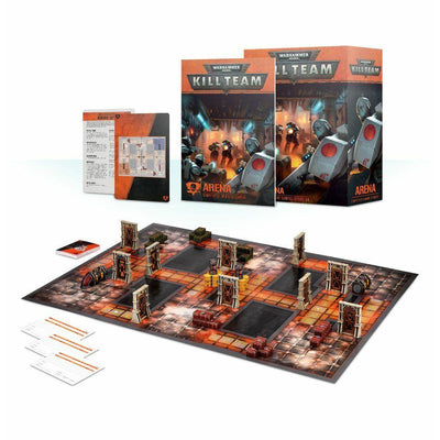 Warhammer 40000: Kill Team - Arena Competitive Gaming Expansion product-item1