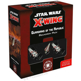 Star Wars X-Wing Miniatures Game - Guardians of the Republic Squadron Pack