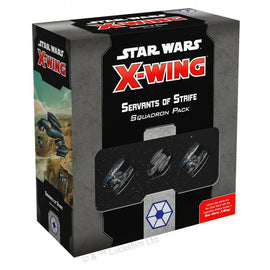 Star Wars X-Wing Miniatures Game - Servants of Strife Squadron Pack