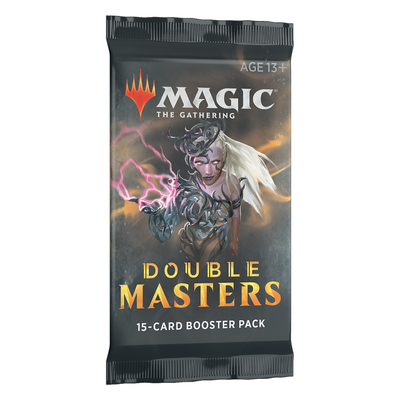 Double Masters - Booster Pack product-item1