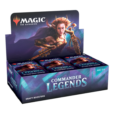 Commander Legends Draft Booster Box product-item1