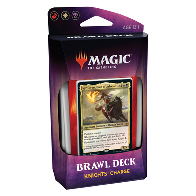 Throne of Eldraine Brawl Deck - Knights' Charge product-item1